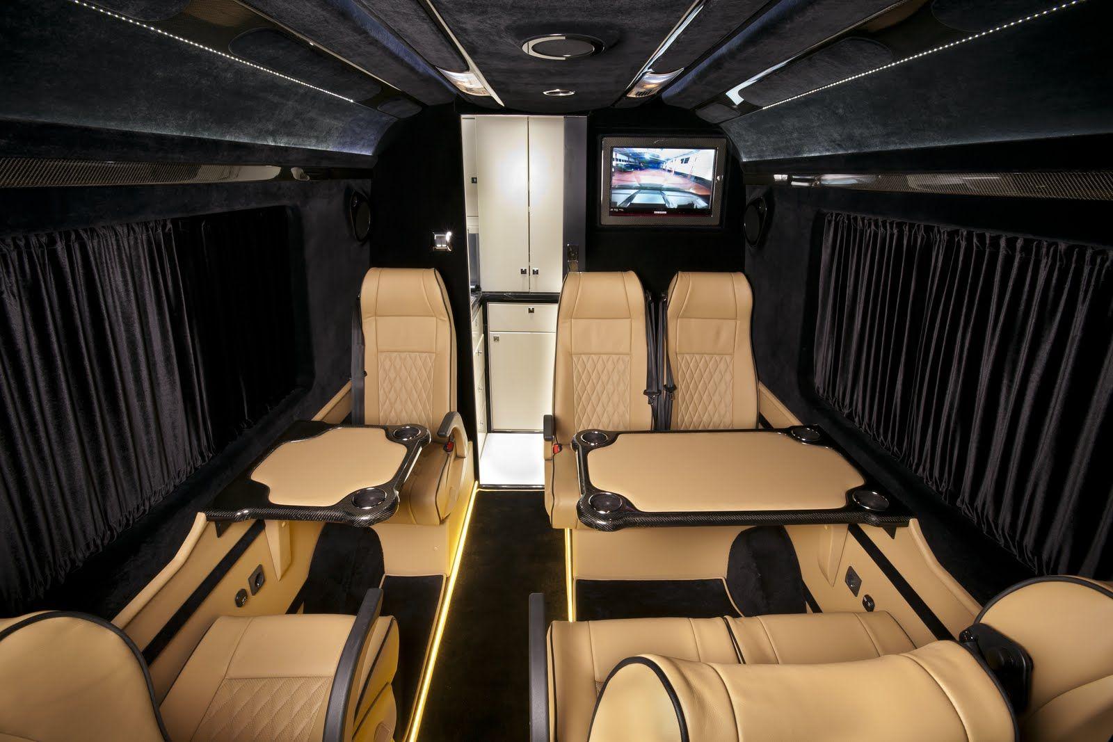 Klassen Excellence Sprinter Mercedes Benz Msd 1201 Family Company