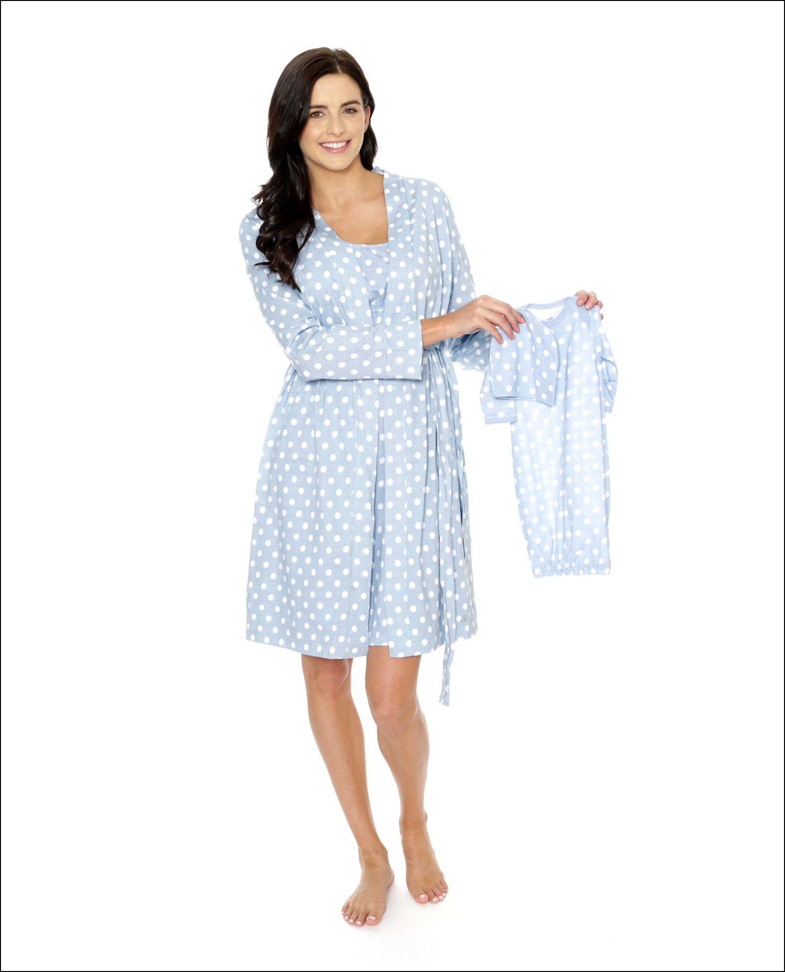 Maternity Robes and Gowns | Dresses and Gowns Ideas | Pinterest ...