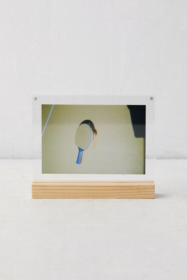 Wood Acrylic Block Picture Frame Picture Frames Picture Frame Gallery Frame