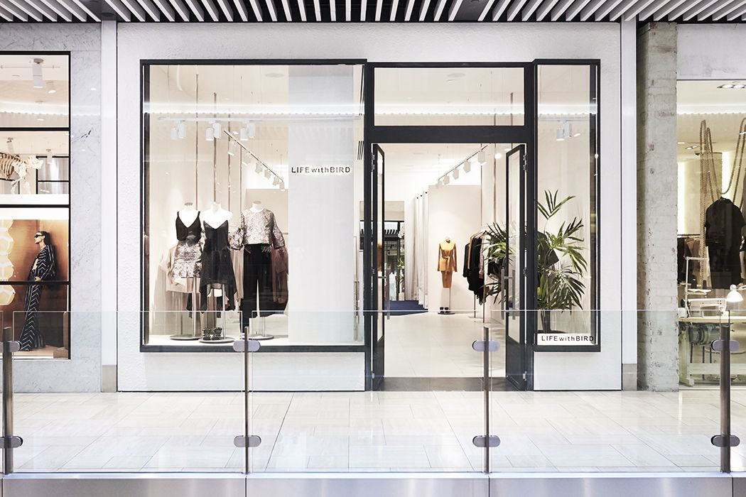 LIFEwithBIRD open their new store at Emporium Melbourne