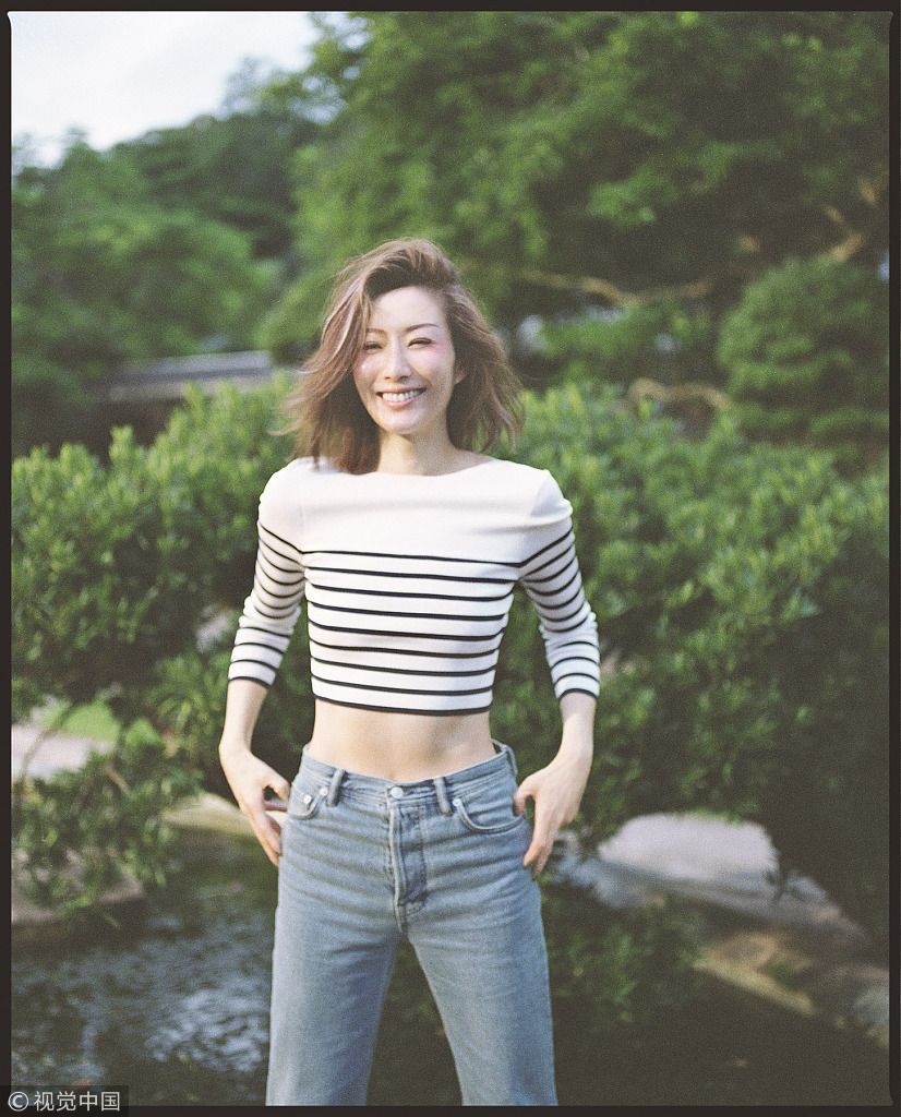 Pop queen Sammi Cheng releases photos for new album ...
