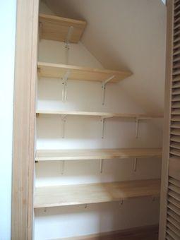 階段下収納事例 低い 斜めでも大丈夫 みんなのアイデアbest15