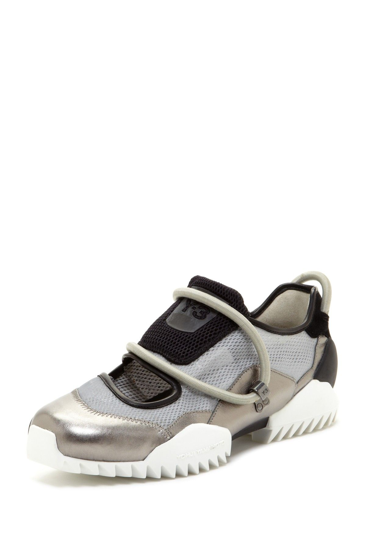 Y-3 By Adidas Sly Trainer Sneaker   Sneakers, Sneaker boots, Shoes