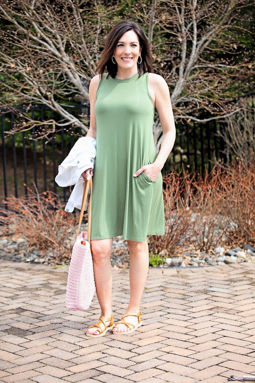 2 Casual Spring Summer Dresses Under 15 Summer Dresses For Women Summer Dresses Fashion [ 1500 x 1000 Pixel ]
