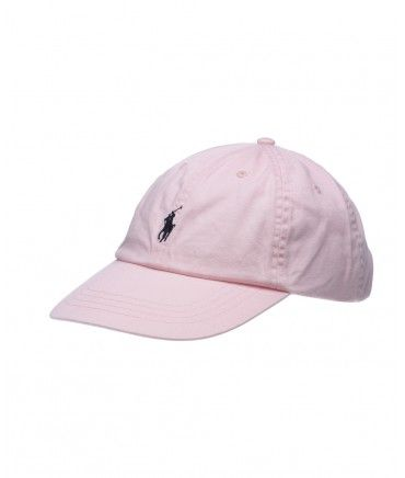 Ralph Lauren - Small PP Baseball Cap - Pale Pink. Not too much pink to be  overwhelming. 89a003cb446