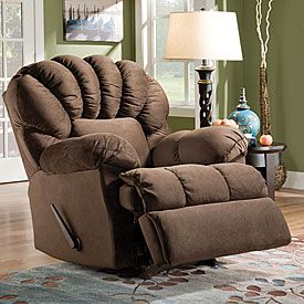 Victory Chocolate Recliner at Big Lots. | Home Furniture | Pinterest