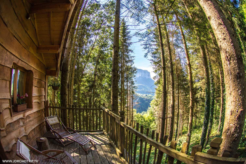 Hebergements Insolites Dans Les Alpes Du Leman Hebergement Insolite Cabane Bois Alpes