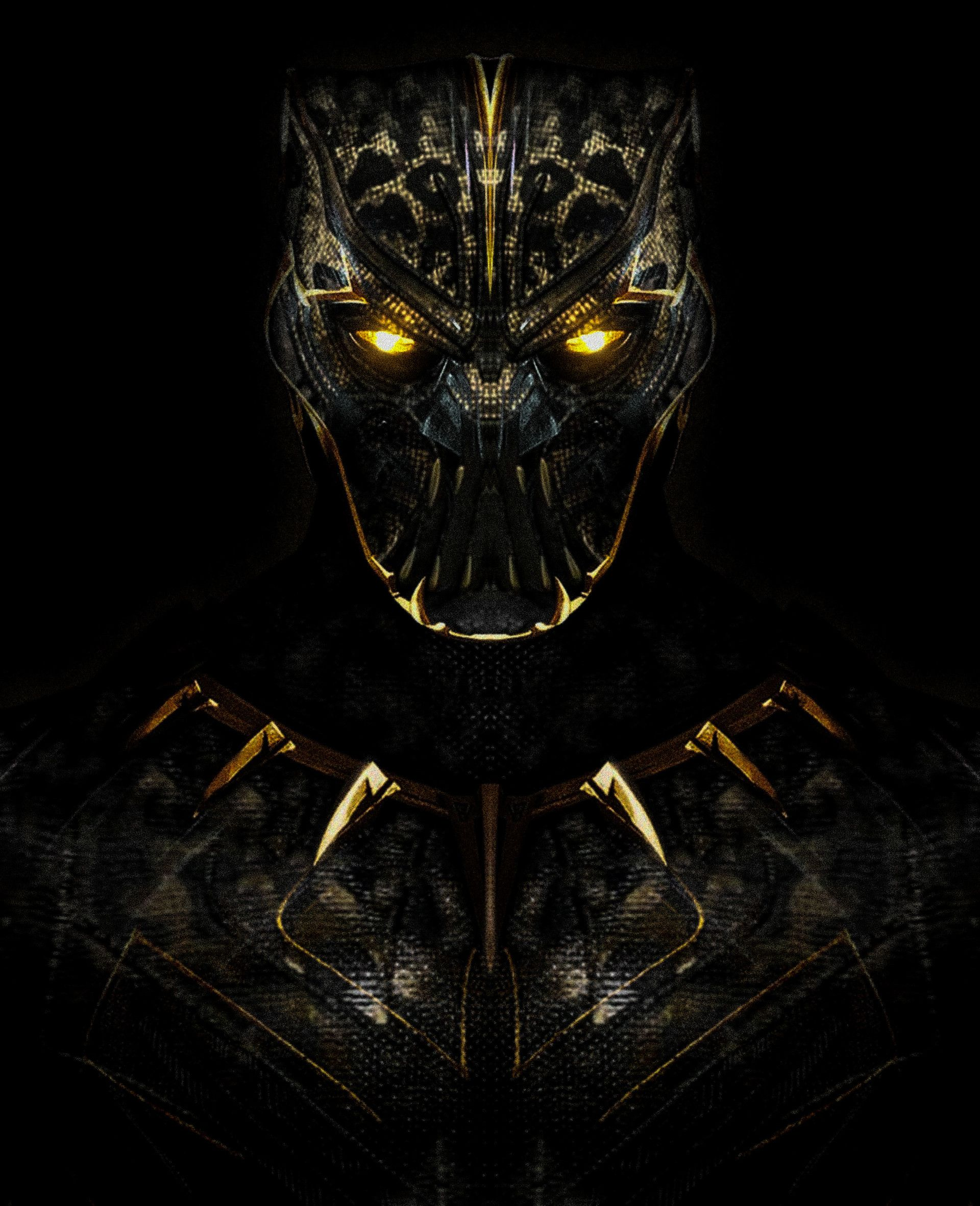 Golden Jaguar/Erik Killmonger