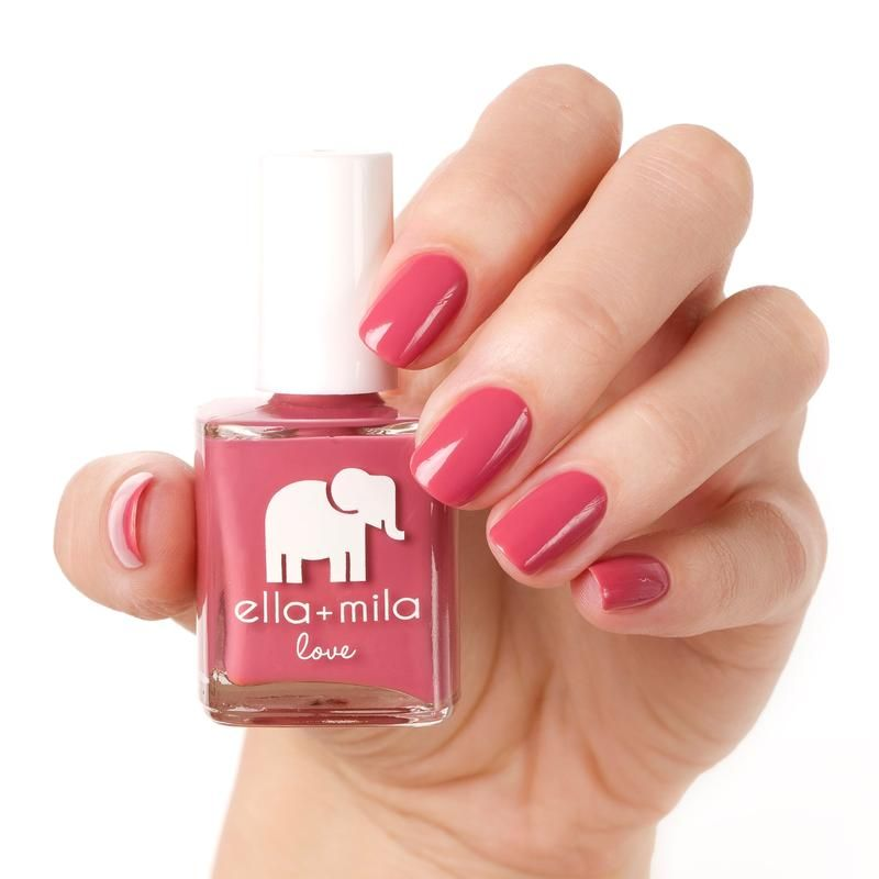 Berry Much In Love Cute Summer Nail Designs Nail Polish Nails