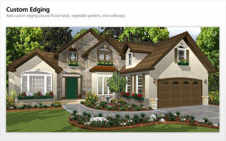 Logiciel gratuit plan jardin 3D pour PC, tablette et smartphone - Logiciel Pour Dessiner Plan Maison Gratuit