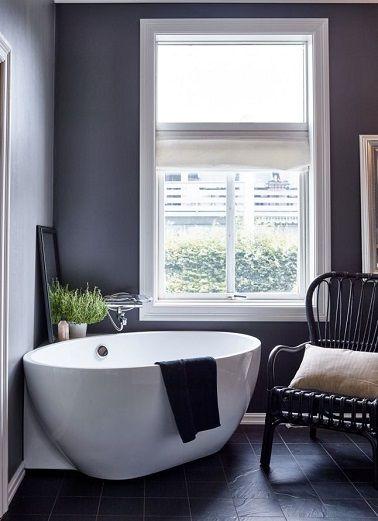 25 petites baignoires et baignoires sabot gain de place salle de bain and toilet pinterest. Black Bedroom Furniture Sets. Home Design Ideas