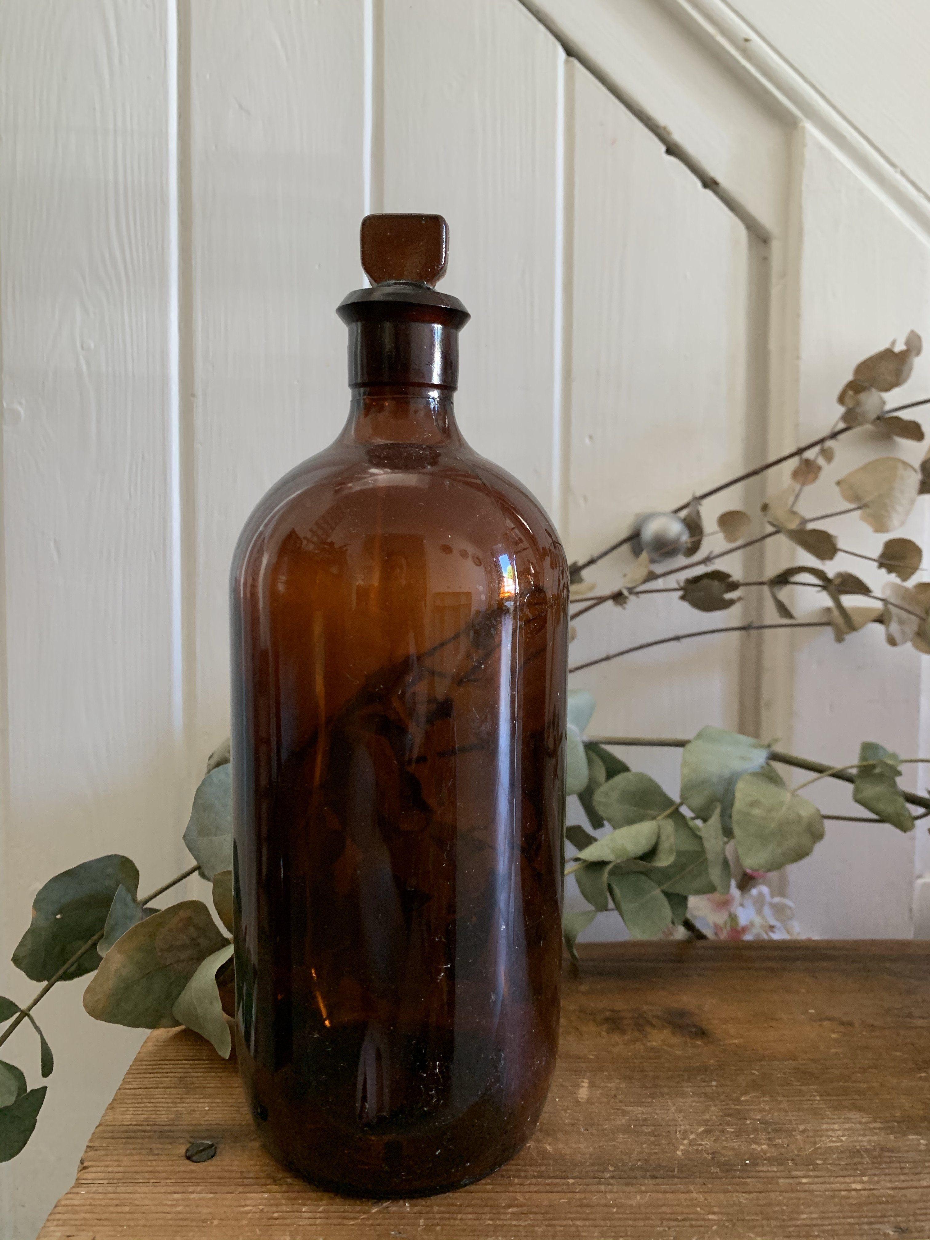Photo of Large Vintage Laboratory Bottle