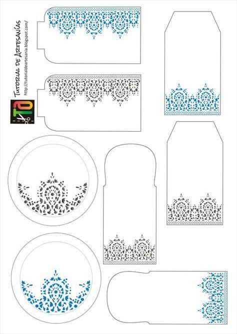 Tutorial de Artesanías: 30 Etiquetas imprimibles gratis | etiquetas ...