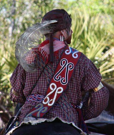 Cuz'ns: Seminole War Reenactment