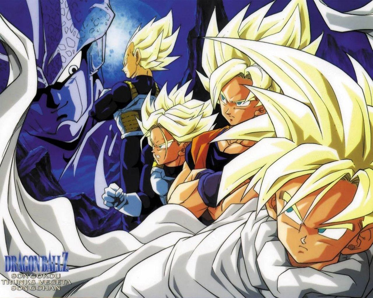 Dragon Ball Z Trunks Wallpaper Hd Wengerluggagesave