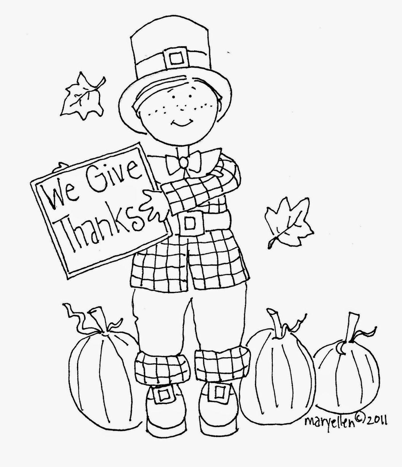 Free Dearie Dolls Digi Stamps: Thanksgiving Boy | Free Dearie Dolls ...