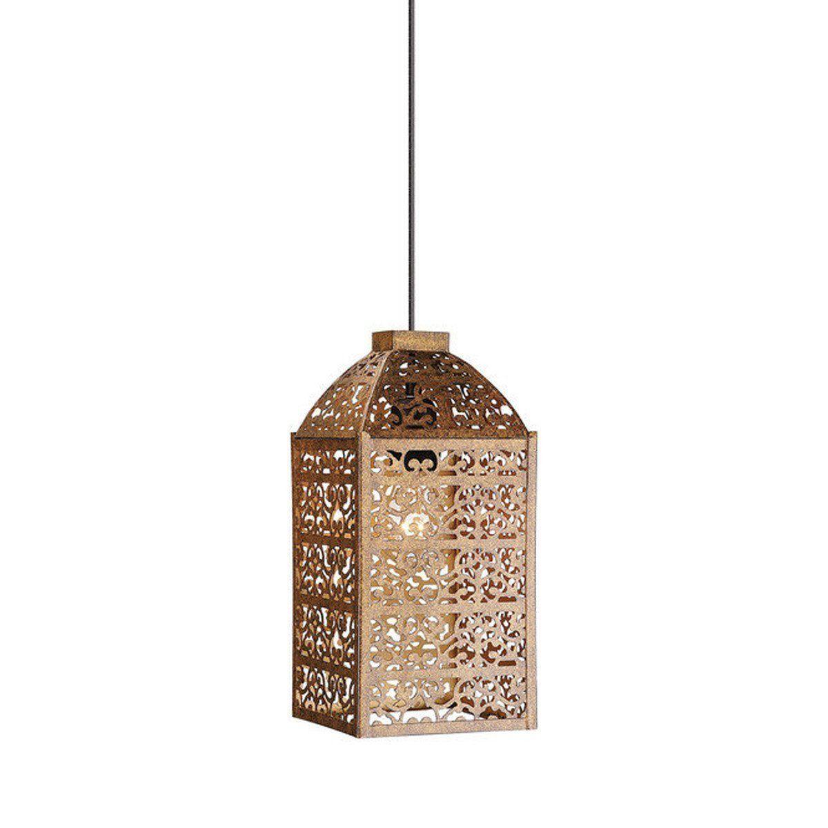 Hanglamp Kooi 1 Bruin | Besselink licht - Nieuwe lampen | Pinterest ...