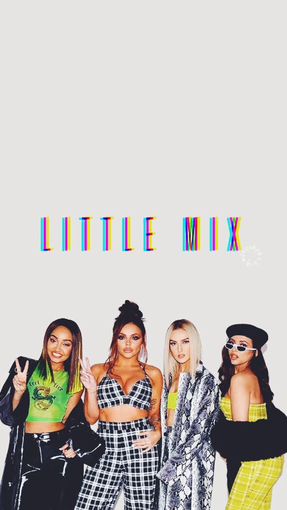 Little Mix Wallpaper – #Mix #planodefundo #Wallpaper
