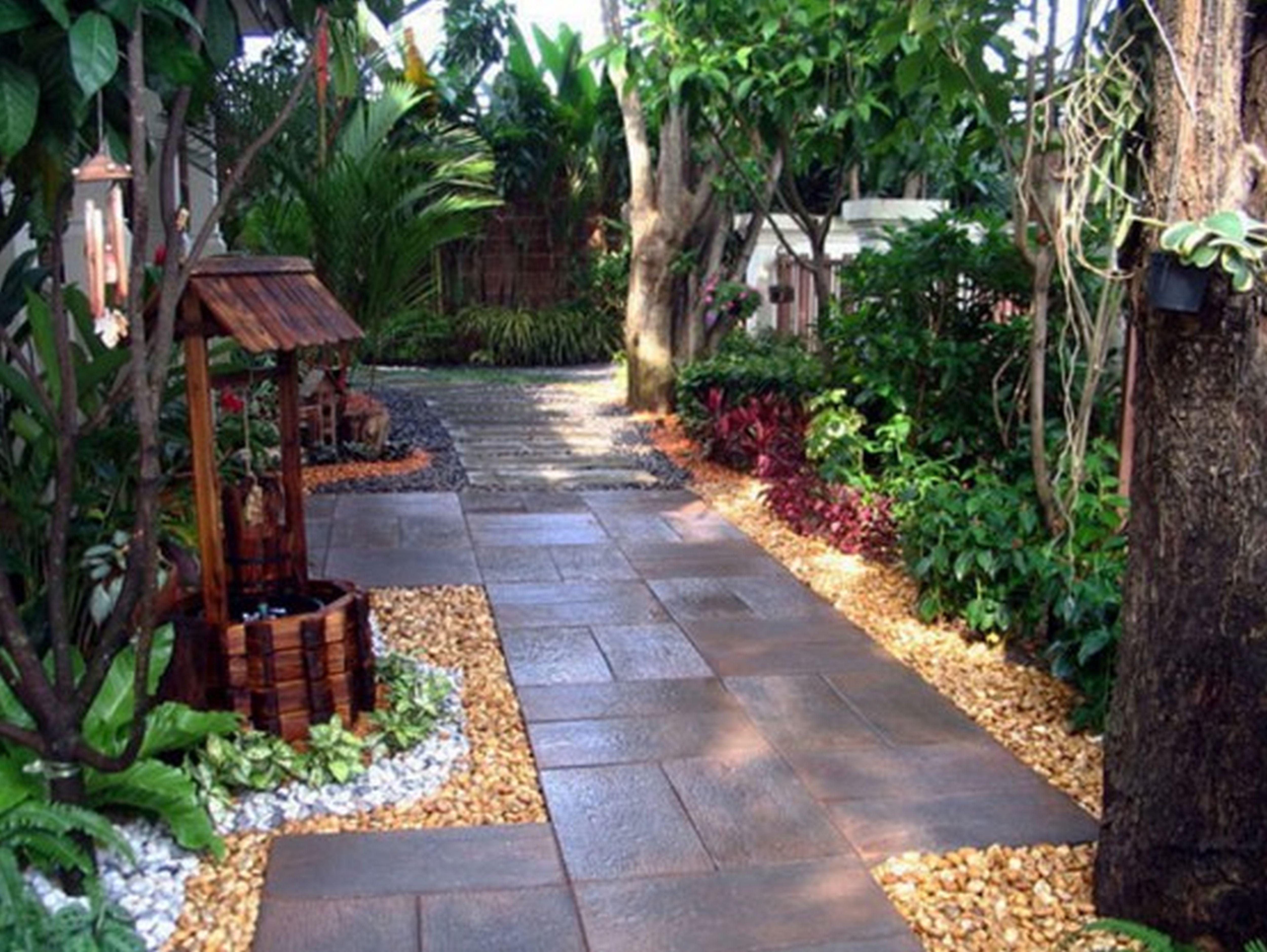 decorating : small garden designs 555x417 cool garden ideas