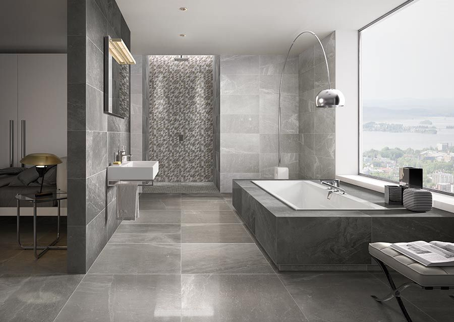 Fliesentrends fürs Badezimmer - fliesen fürs badezimmer bilder