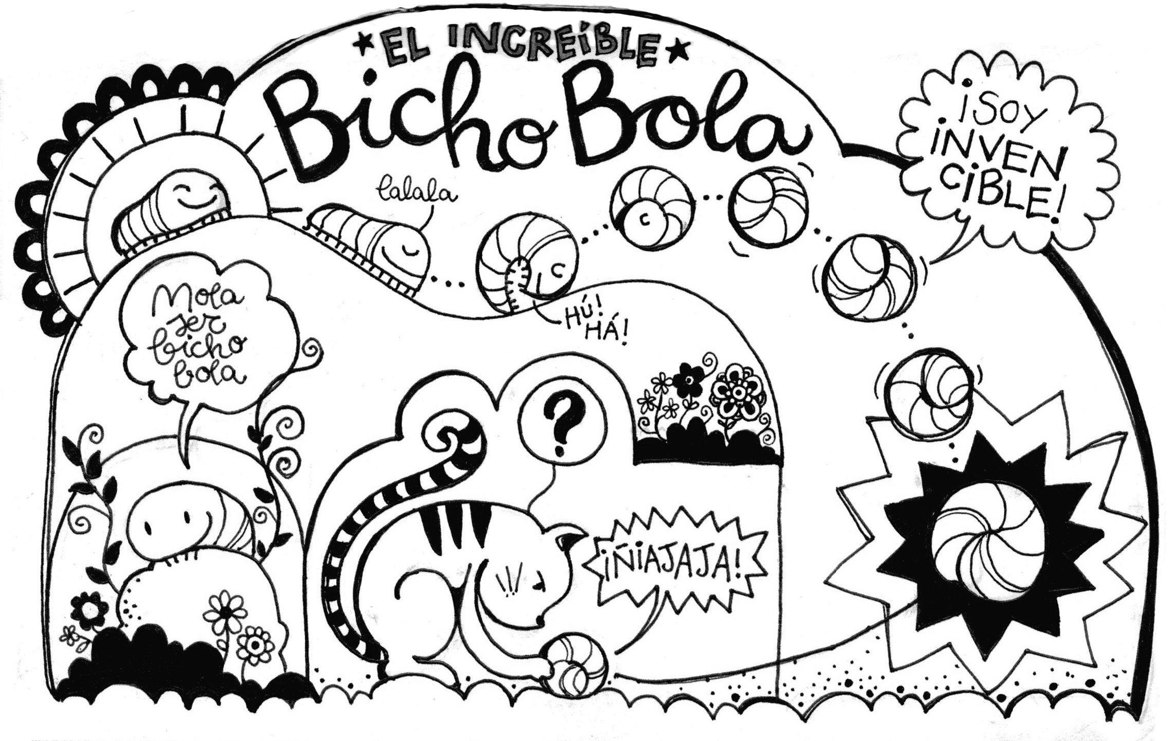 Cómic bicho bola   Primavera   Pinterest   Bichos, Cómic y Bolitas