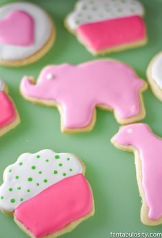 Cookie Decorating!  Royal Icing How To