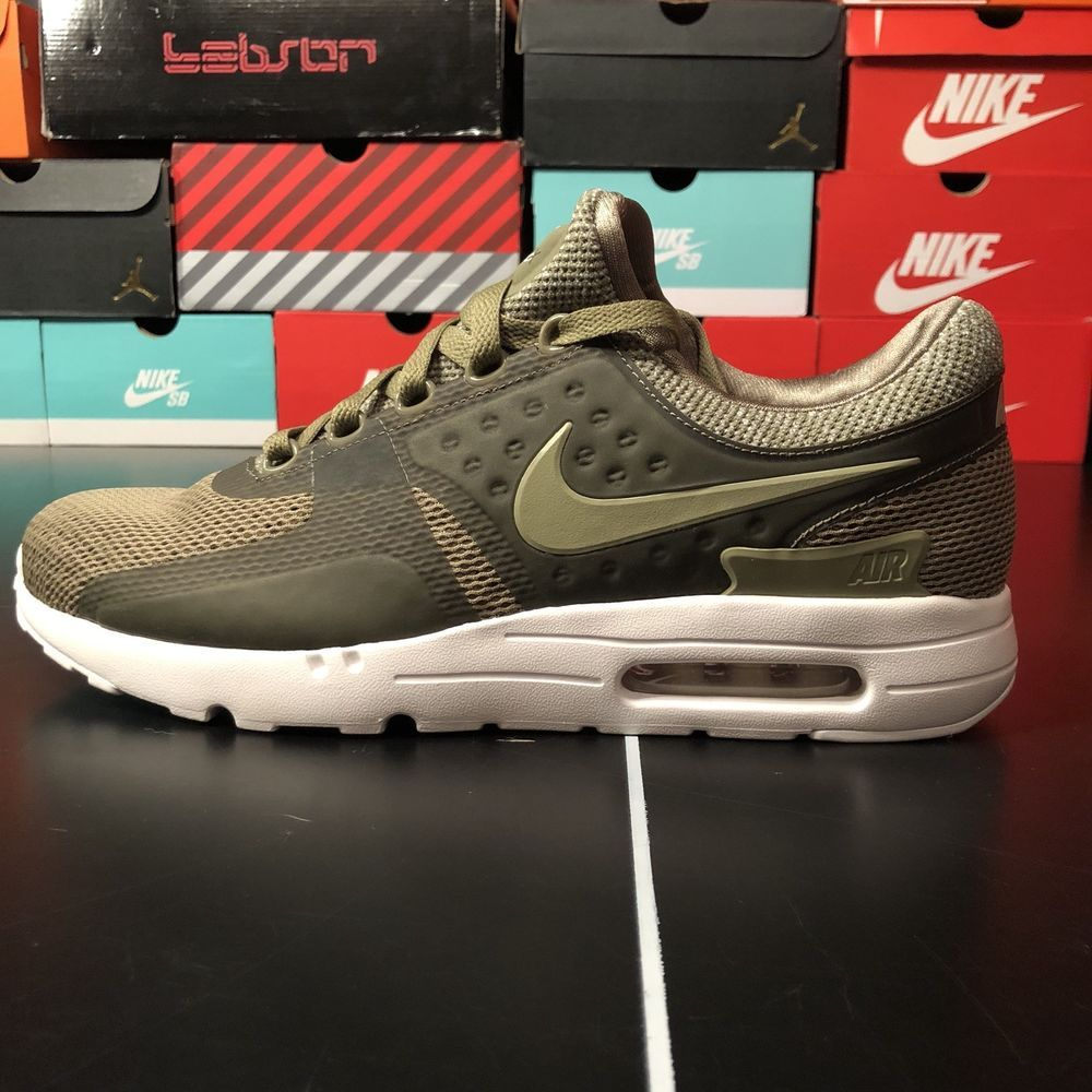best cheap 979b9 a484c Nike Air Max Zero Breathe BR Running Shoes  903892-200  Mens Size 10.5   fashion  clothing  shoes  accessories  mensshoes  athleticshoes (ebay link)