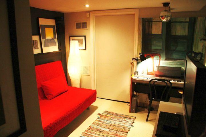 17 Ansprechende Schlafzimmer Keller Ideen für Gästezimmer