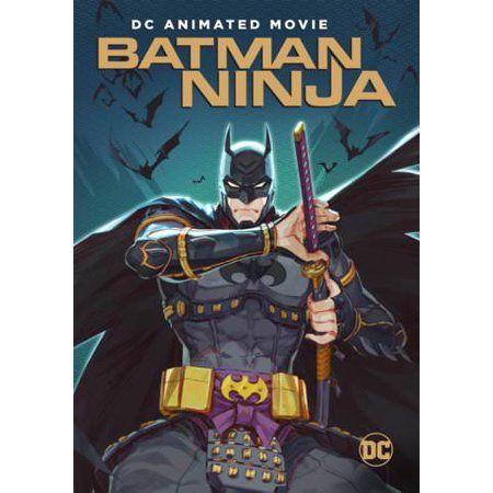 Batman Ninja (Vudu Digital Video on Demand)