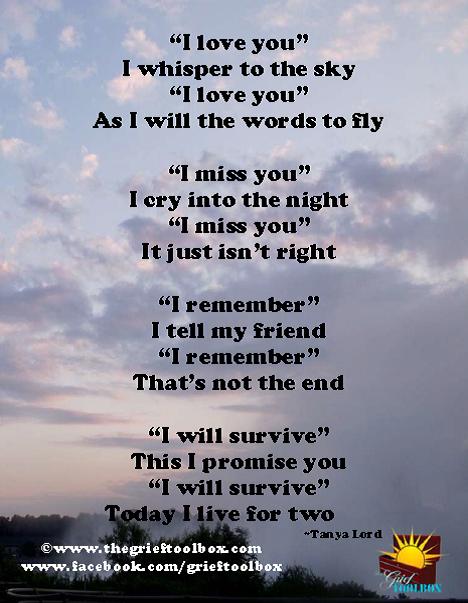 Survive Poems 2