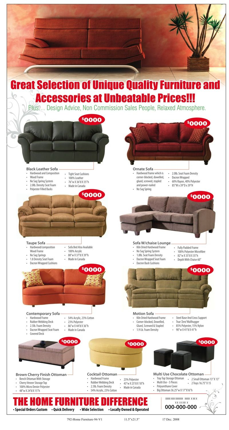 800 1500 furniture ad pinterest ads for P s furniture flyer