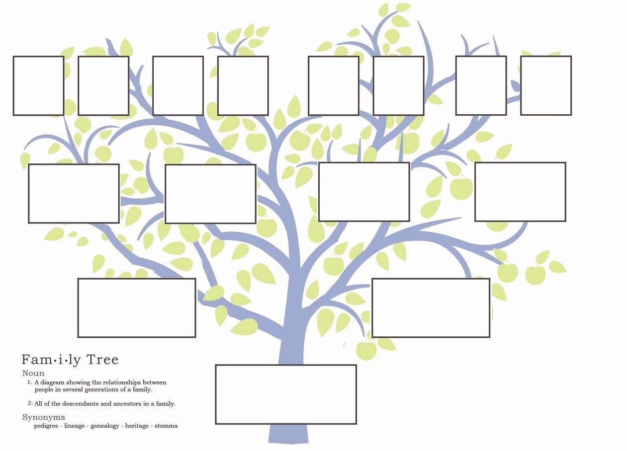 Free Family Tree Template Word Awesome Cathy S Reviews