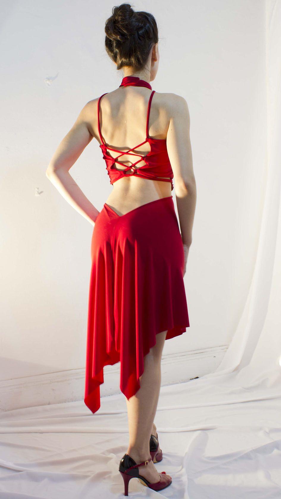 ea7575cd88 Shakira Dress - TANGO IMAGEN - MARIA JAZMIN - DRESSES