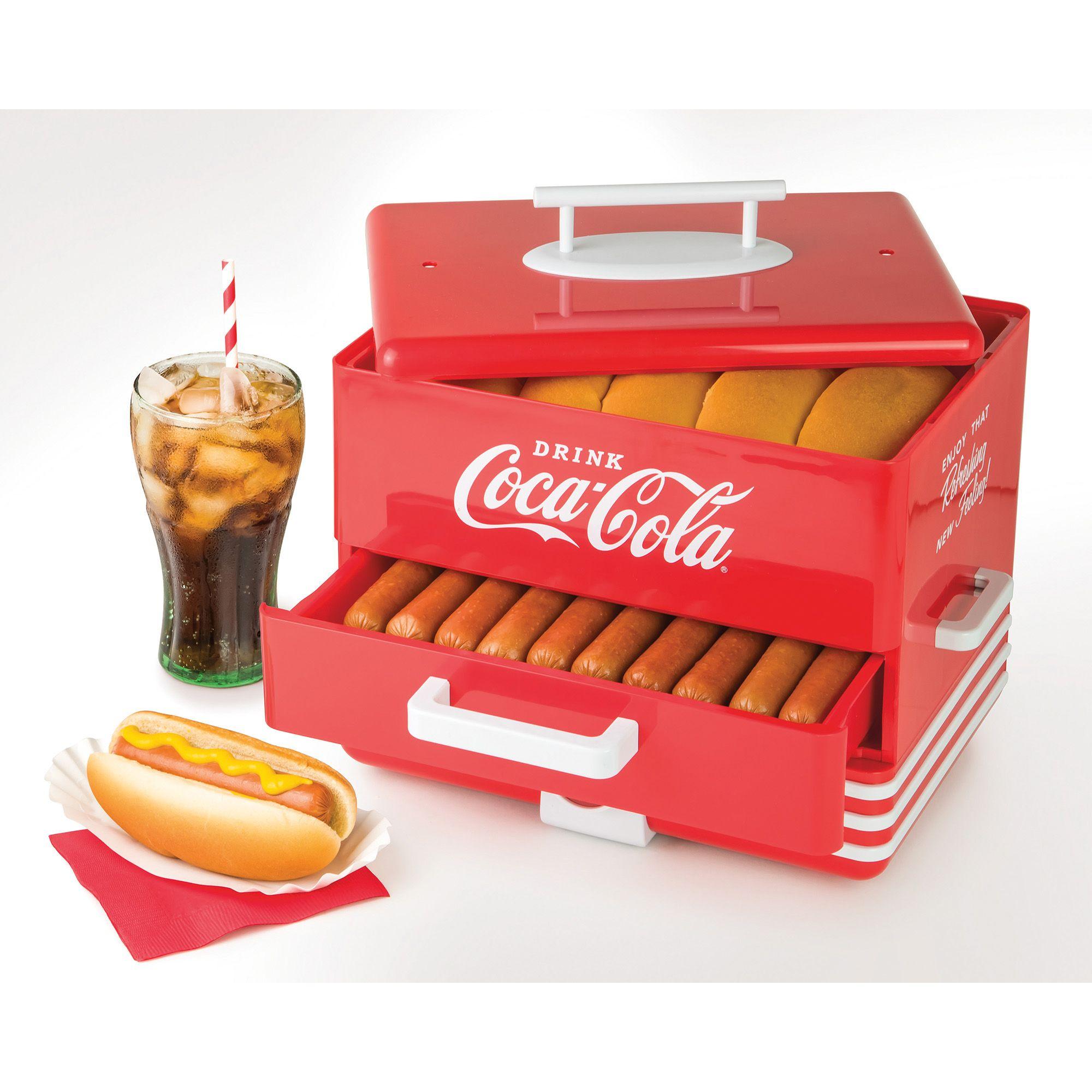 Coca-Cola® Hot Dog Steamer | coca cola siempre | Pinterest
