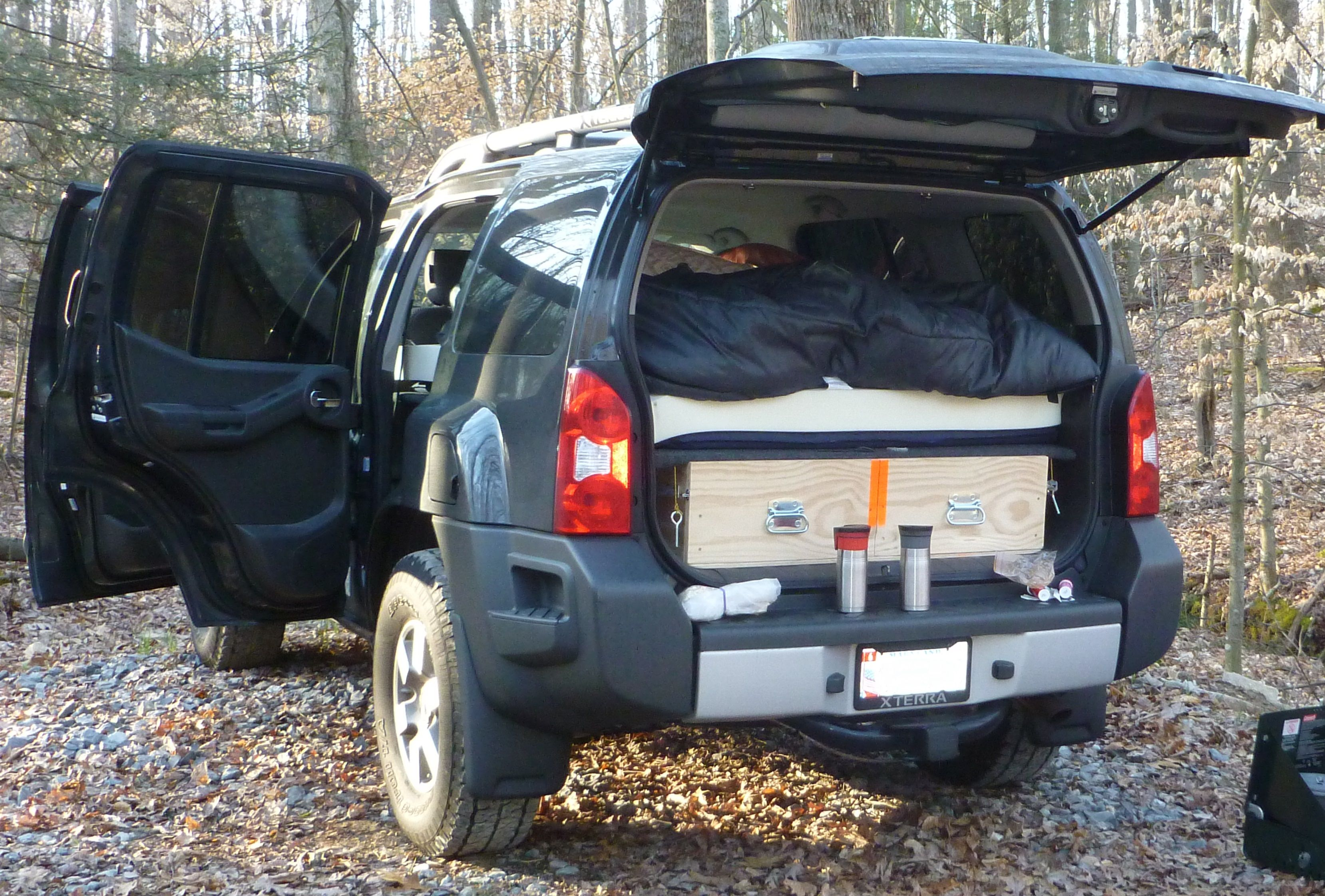 Xterra Tent Trailer Amp I Hope To Move To An Off Road