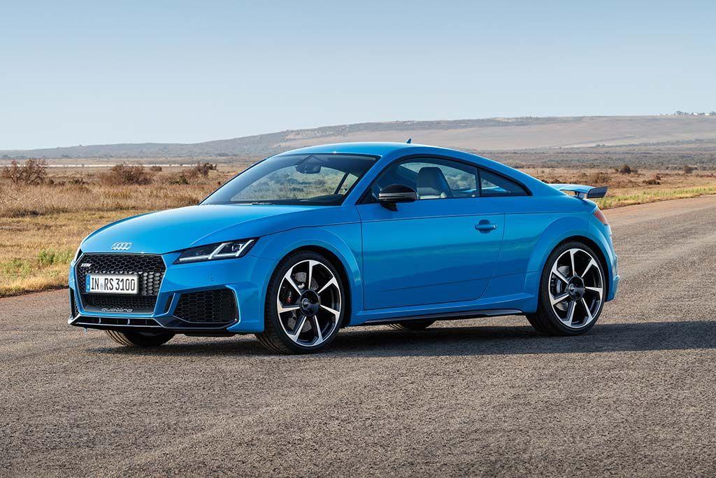 2019 Audi Tt Rs Review Audi Tt Rs Audi Tt Audi
