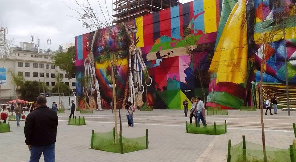 Praça Mauá-Rio de Janeiro