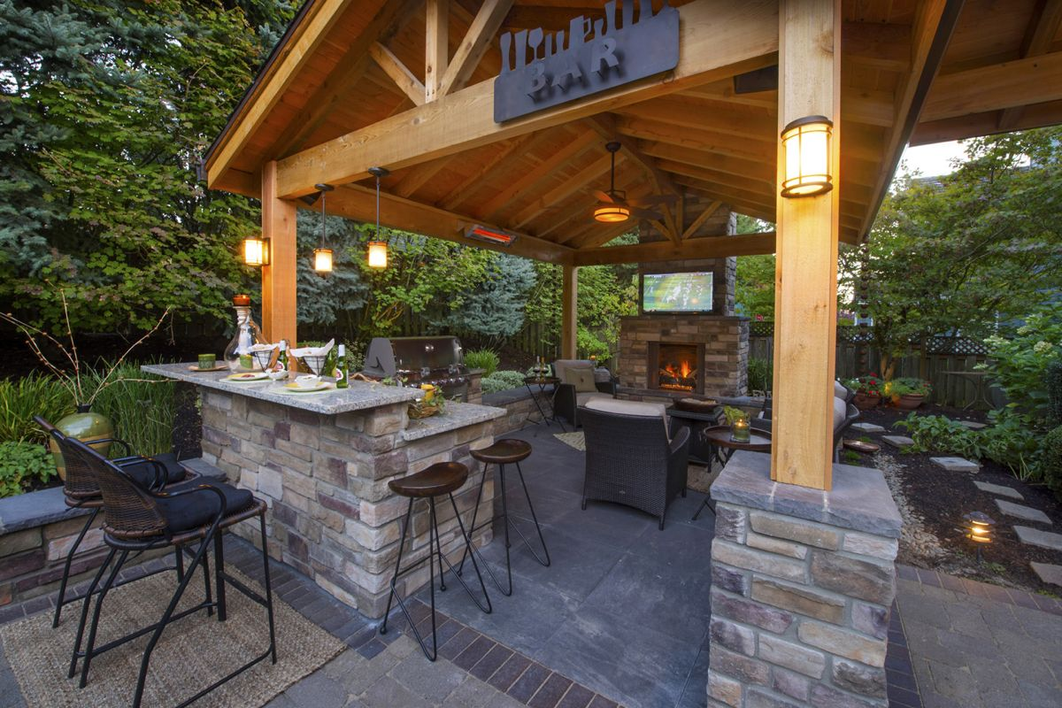 covered structures gazebos outdoor kitchen bars gazebo restoration on outdoor kitchen gazebo ideas id=12897