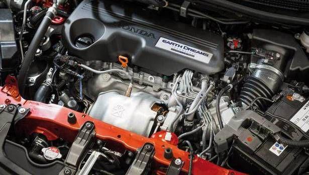2017 Honda Cr V Engine