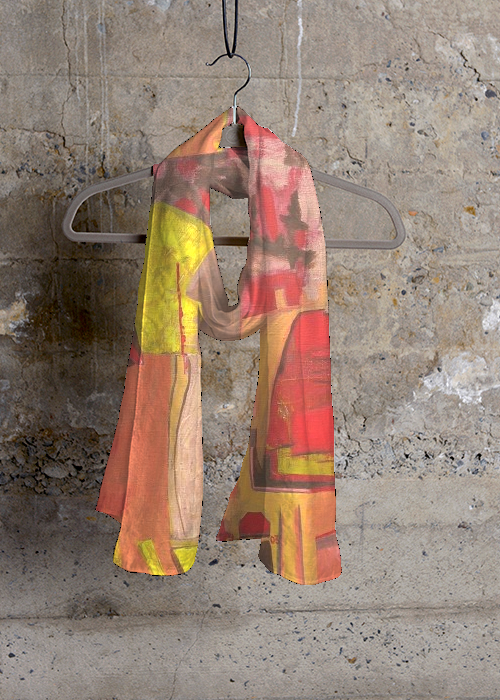 Cashmere Silk Scarf - effortless by VIDA VIDA N6NFJKXeMb