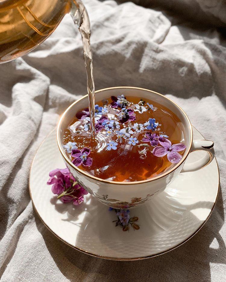 slimmarea ceaiului organic