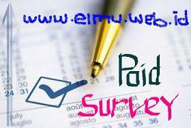 paid survey Ciri ciri survey scam, dan survey yang benar benar membayar http://www.elmu.web.id/2016/01/menghasilkan-uang-dari-survey-di.html