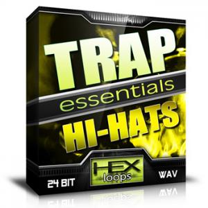 Download Trap Essentials Sounds - Hi Hats Loops and Samples | Hex ...