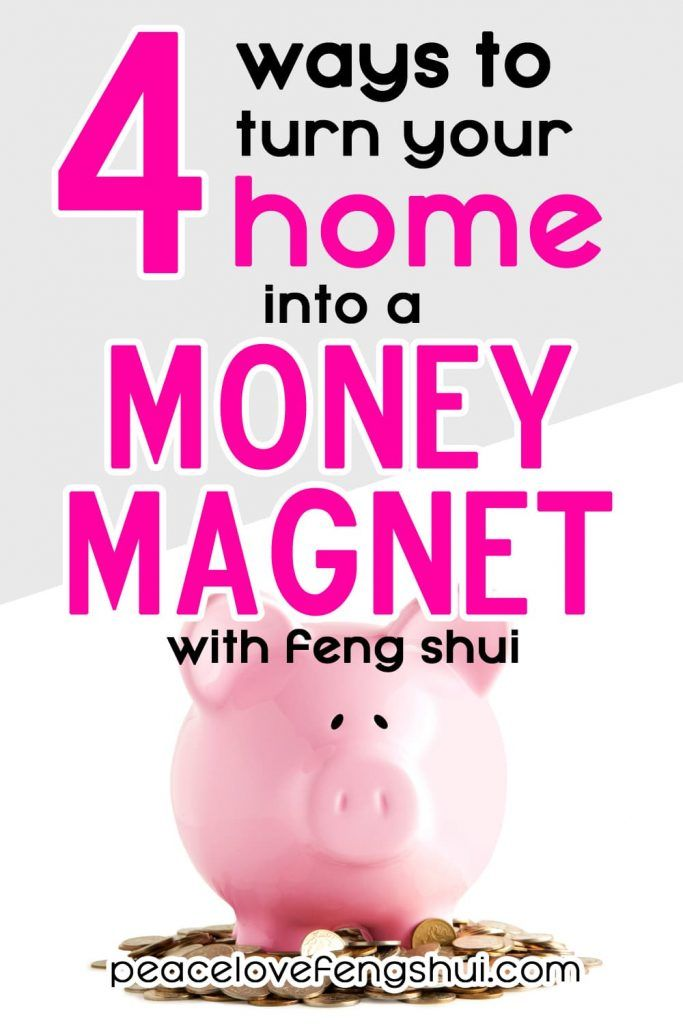 Turn your feng shui wealth corner into a money mag