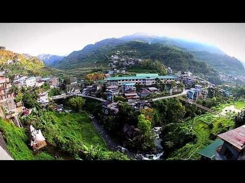 #Banaue #Batad, #Philippines, #Video #Timelapse HD - #OOAWORLD : Only. Original. Art.