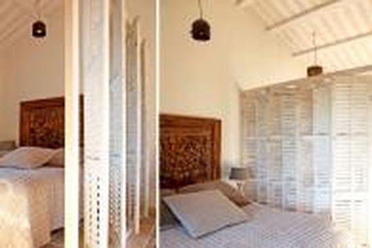 Lumière sur un intérieur brut et métissé Brut, La cambre et Maison - Idee Deco Maison De Campagne
