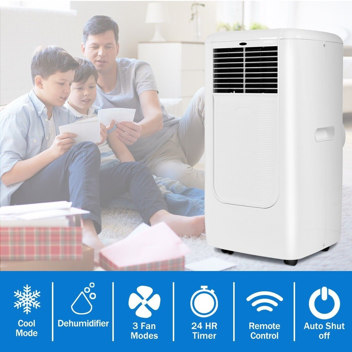 Stay Cool With Portable Air Conditioner Portable Air Conditioner