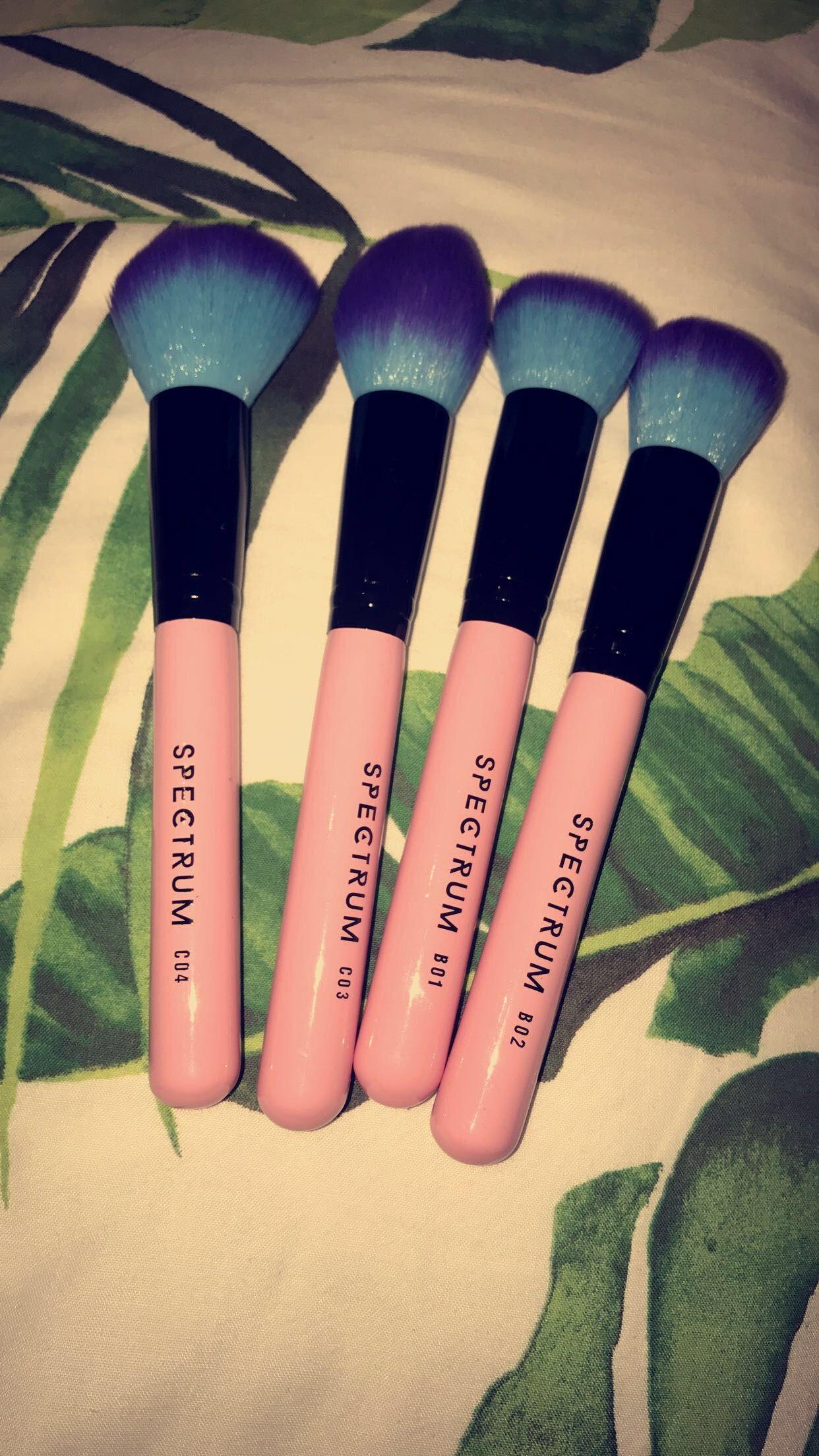 ✨✨✨ #spectrumbrushes #makeup #makeupjunkie #spectrum #style