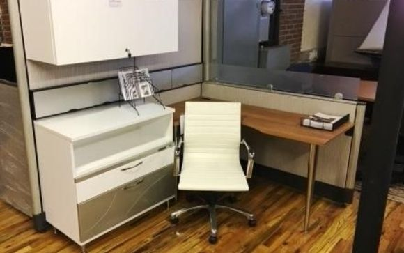 Used Workstations Boston Office Furniture Supplier
