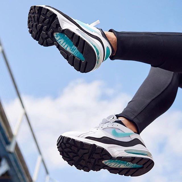 the latest 8bc3f da3ca Nike Air Max 93 OG - 306551-107 • airmax93,footish,Nike,